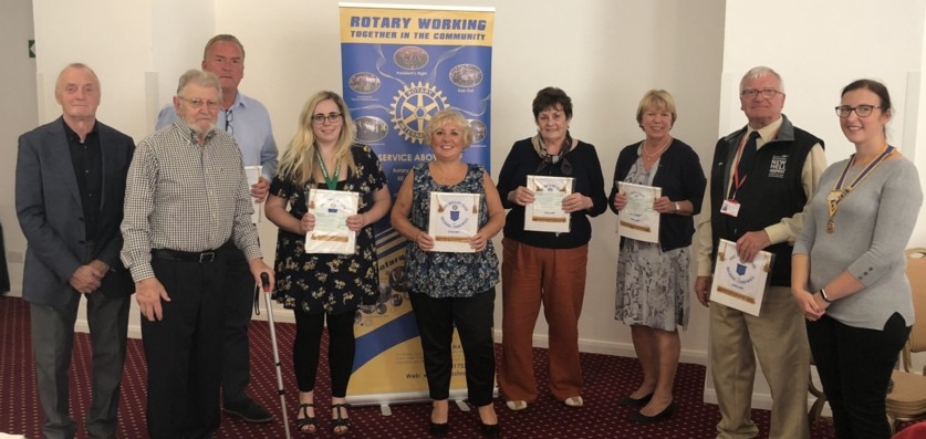 Rotary in the Community