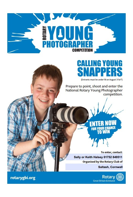Young Photographer Poster 2017 web site